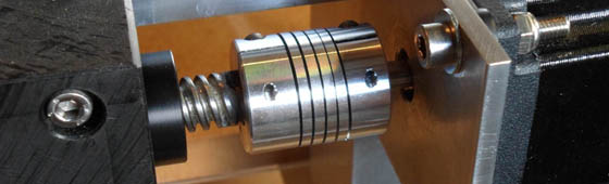 New Couplings for CNC