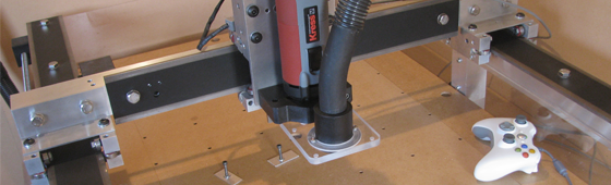 My CNC Router